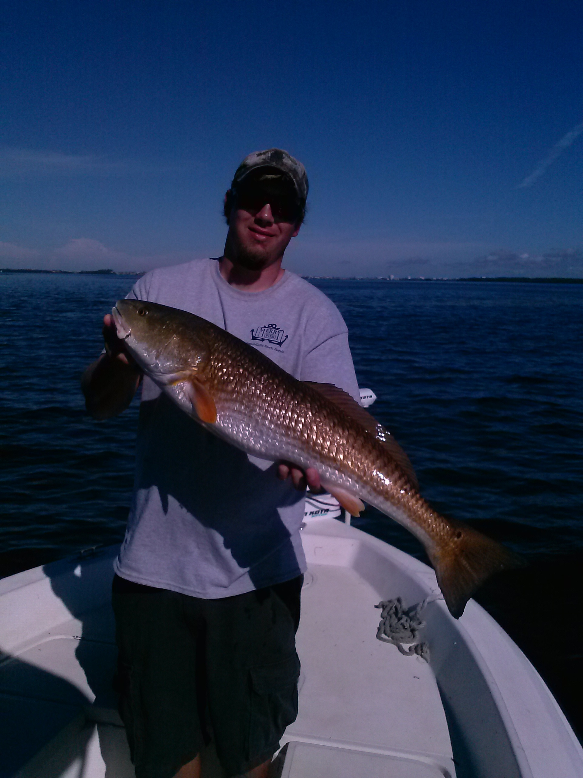 tampa fishing charter report