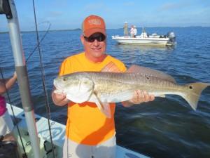 Redfish Fishing Tampa Bay