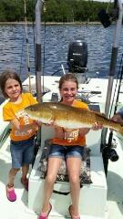 Redfish fishing in tampa bay for Put in bay fishing charter